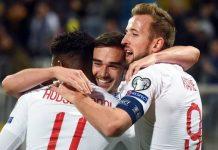 คอซอวอ 0-4 อังกฤษ