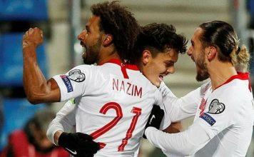 อันดอร์ร่า 0-2 ตุรกี