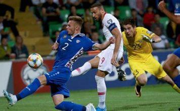 มอลโดว่า 1-2 ไอซ์แลนด์