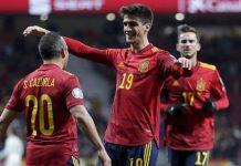 สเปน 5-0 โรมาเนีย
