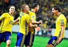สวีเดน 3-0 หมู่เกาะแฟโร