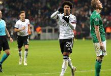 เยอรมนี 6-1 ไอร์แลนด์เหนือ