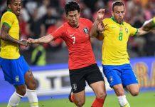 บราซิล 3-0 เกาหลีใต้