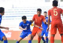 ทีมชาติไทย 0-2 อินโดนีเซีย