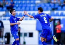 ทีมชาติไทย 2-0 ลาว