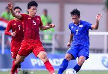 ทีมชาติไทย 2-2 เวียดนาม