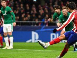 แอตเลติโก้ มาดริด 2-0 โลโกโมทีฟ มอสโก