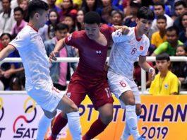 ทีมชาติไทย 3-1 เวียดนาม