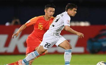 จีน 0-2 อุซเบกิสถาน