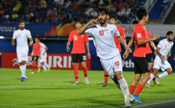อิหร่าน 1-2 เกาหลีใต้