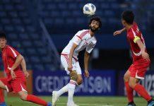 ยูเออี 2-0 เกาหลีเหนือ