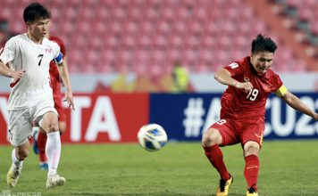 เวียดนาม 1-2 เกาหลีเหนือ