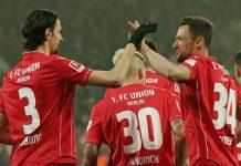 อูนิโอน เบอร์ลิน 2-0 เอาส์บวร์ก