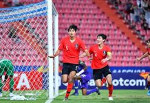 เกาหลีใต้ 1-0 ซาอุดิ อาระเบีย