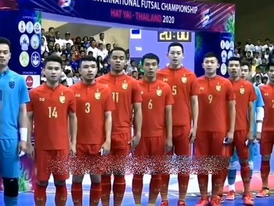 ทีมชาติไทย 4-3 มาเลเซีย