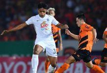 พีที ประจวบ 0-0 บีจี ปทุม ยูไนเต็ด