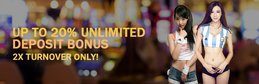 Gambling Games   Lion City Bet   Singapore Betting Agent   Deposit Bonus