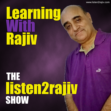 listen2rajiv podcast show
