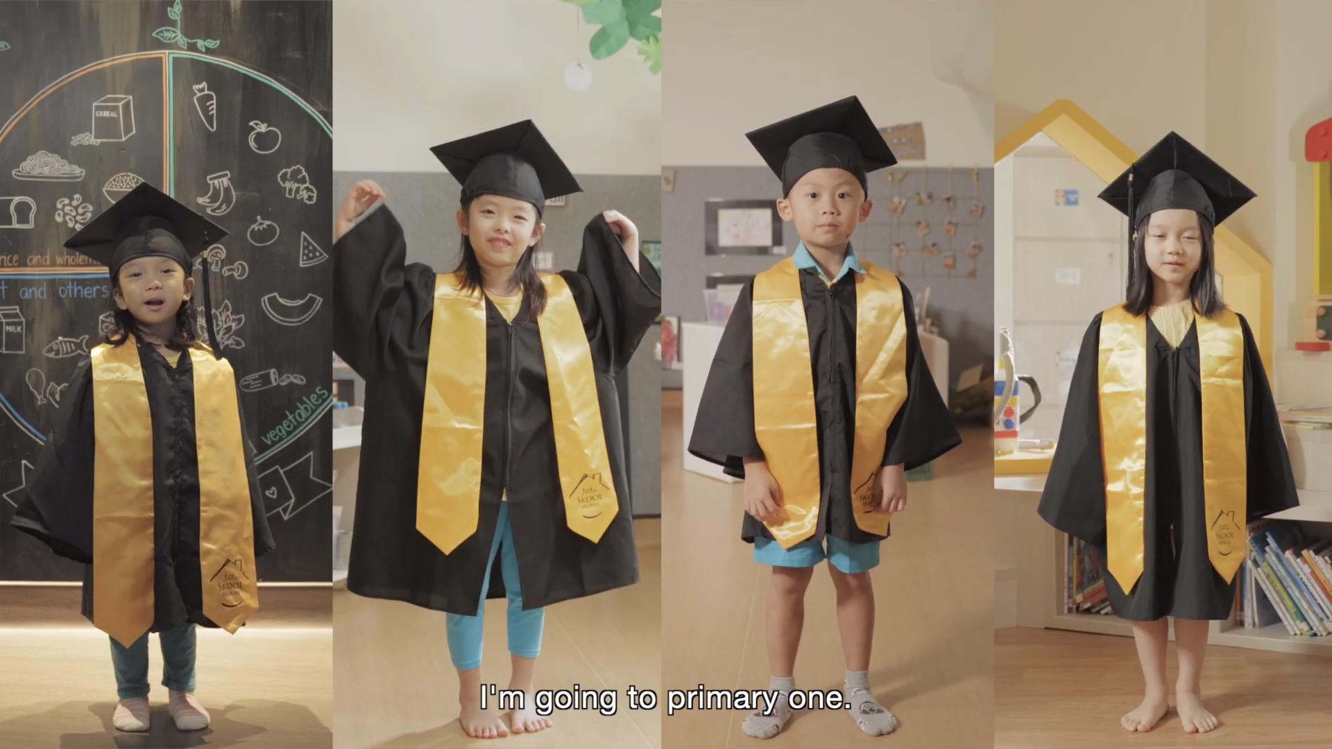 Getting our Preschoolers Ready for Primary School