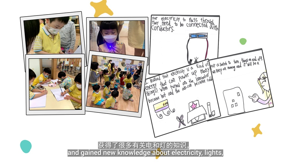 Builders and Innovation Project - An in-depth inquiry on electricity