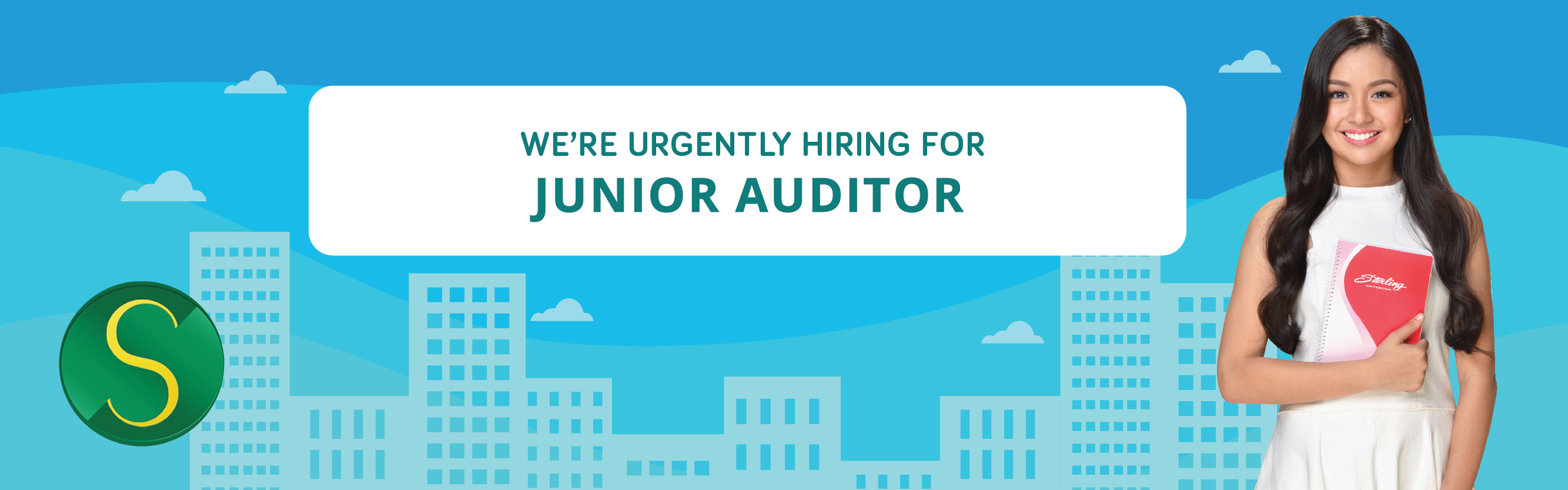 Junior Auditor from Sterling Paper Group of Companies