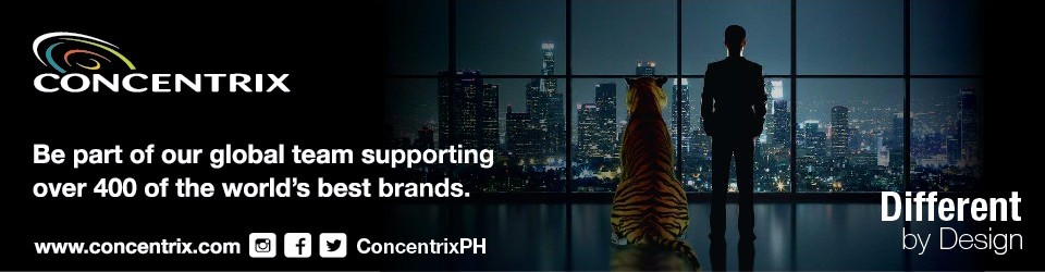 Just in front of SM North Edsa - Be a Call Center Agent in Concentrix! from CONCENTRIX