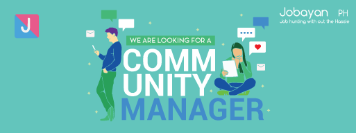 Community Manager from Jobayan