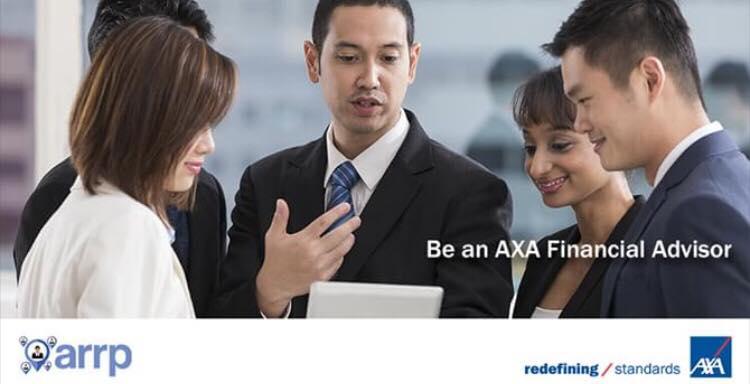 Financial Advisor from AXA Philippines