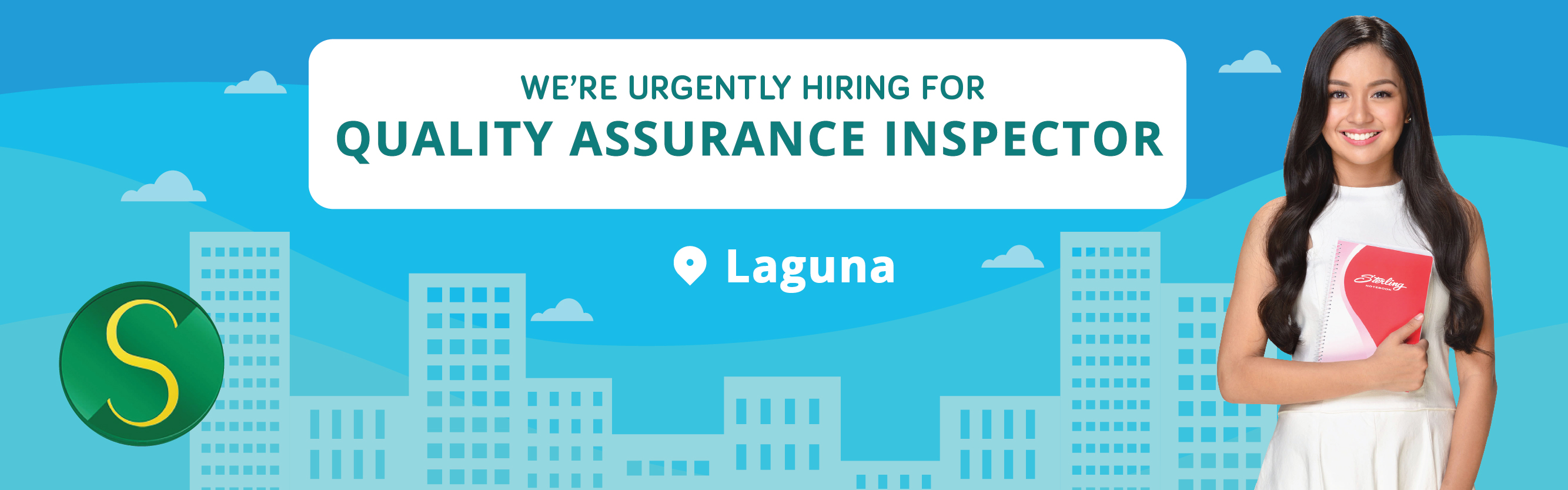 Quality Assurance Inspector (laguna Based) from Sterling Paper Group of Companies