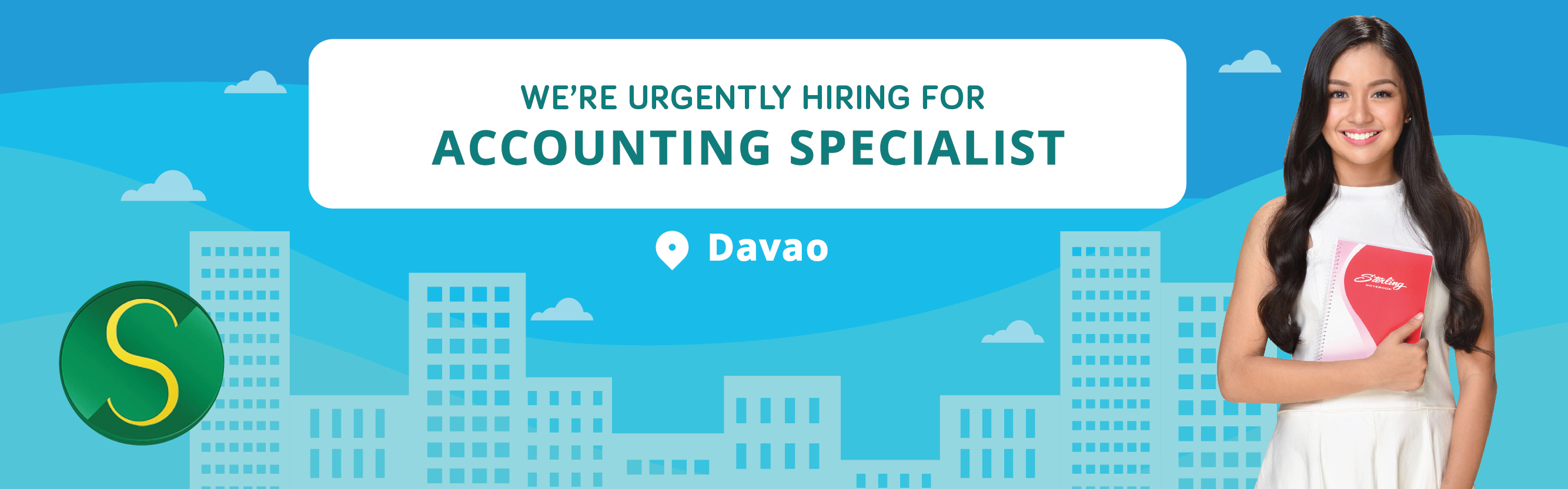 Accounting Specialist (davao Based) from Sterling Paper Group of Companies
