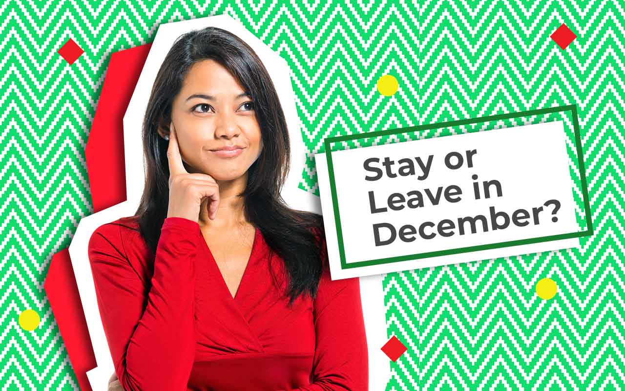 Does Leaving the Company on Holiday Season a Good Idea? Image