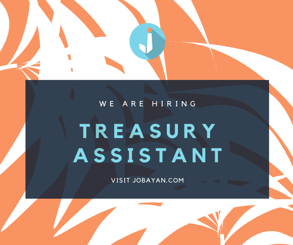 Treasury Assistant - Loans from Sterling Paper Group of Companies