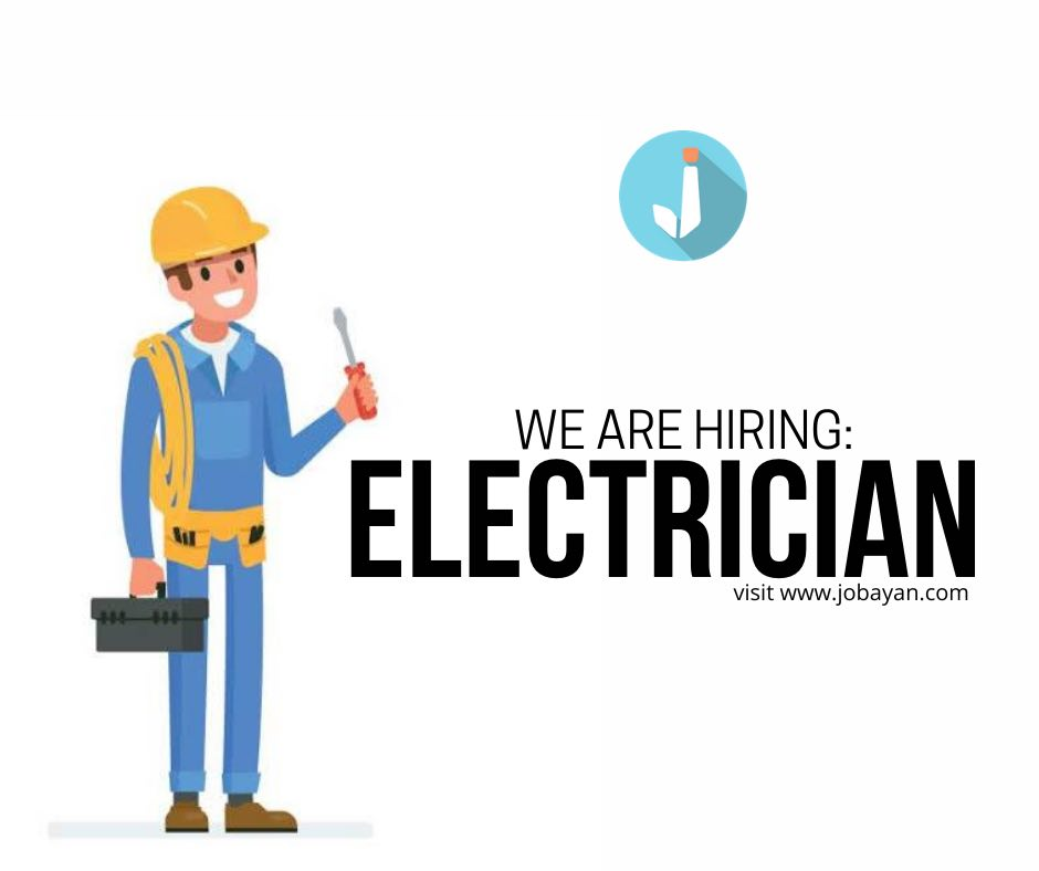 Electrician from Sterling Paper Group of Companies