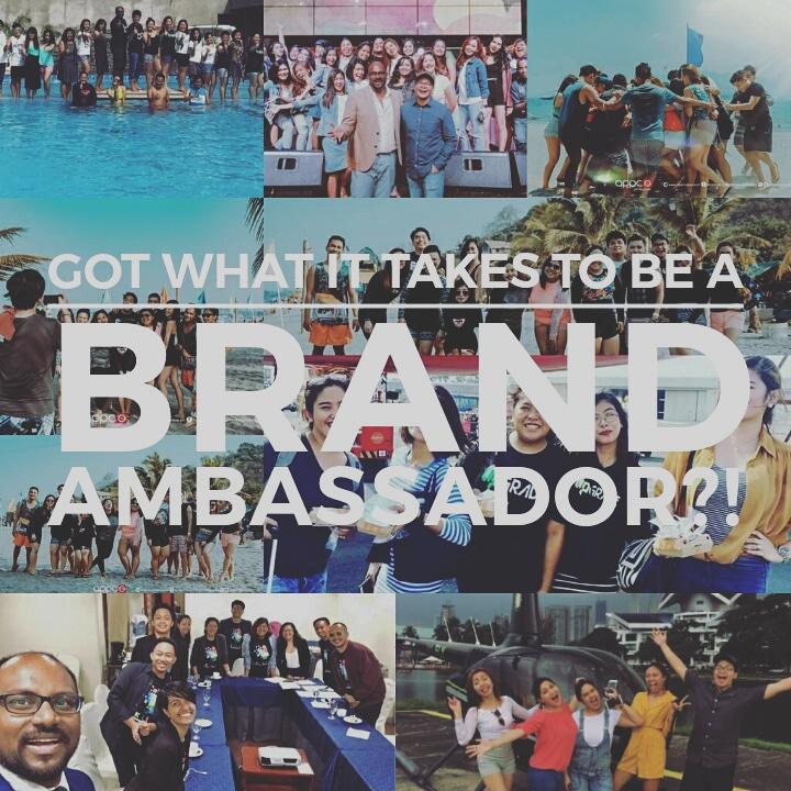 Events Brand Ambassador from NextGen Marketing Group