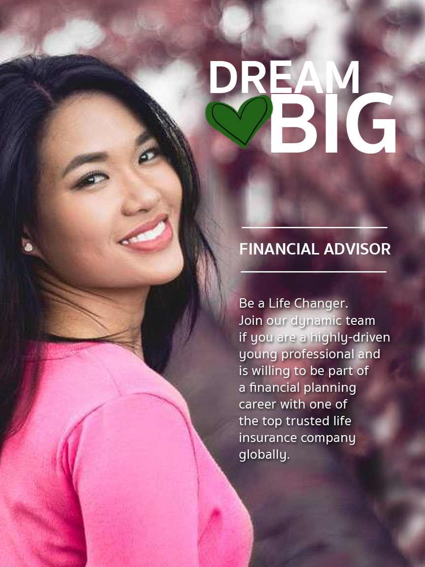 Financial Advisor from Manulife Sales Unit