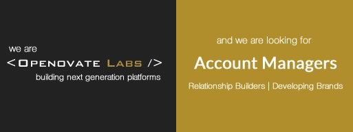Account Manager from Openovate Labs