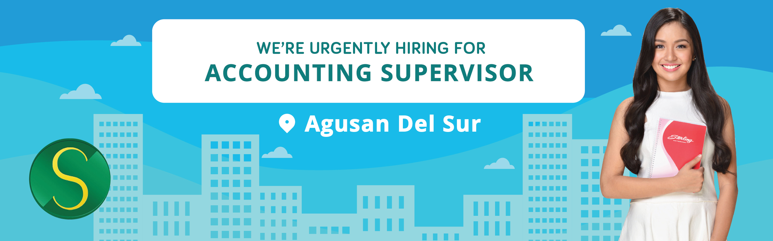 Accounting Supervisor (agusan Del Sur) from Sterling Paper Group of Companies