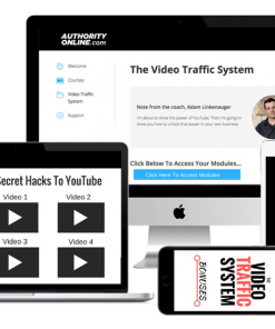 Adam Linkenauge – The Youtube Masters Course