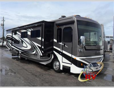 2008 Fleetwood Rv Discovery 39r Motor Home Class A Rental