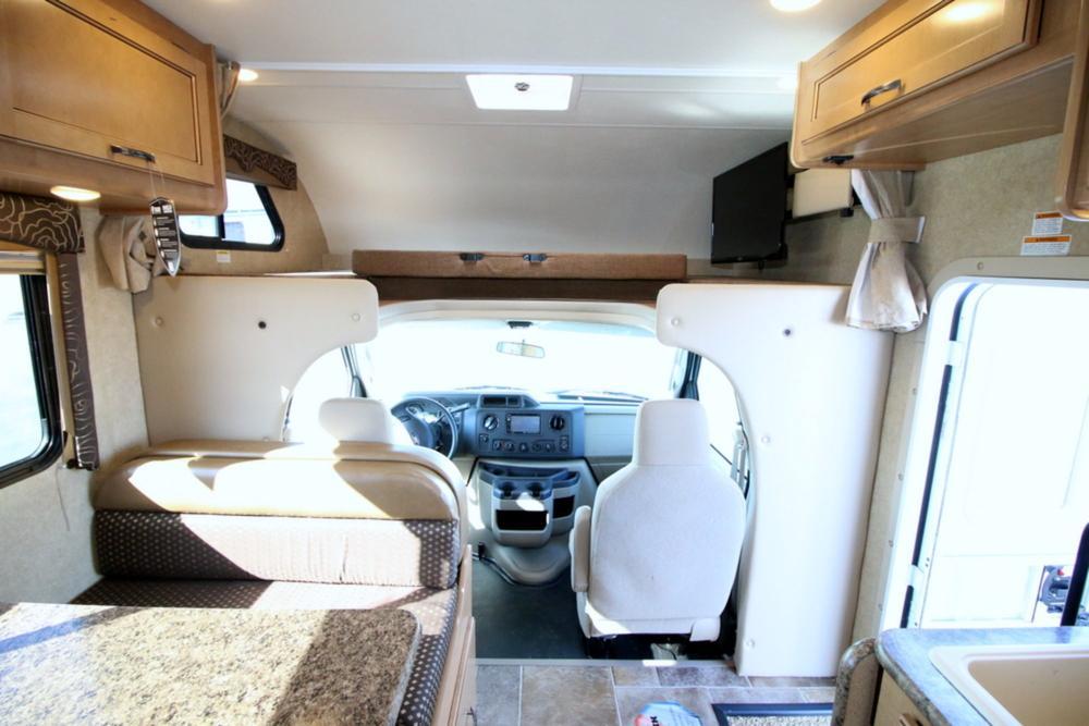 2017 Thor Motor Coach Freedom Elite 22fe Motor Home Class