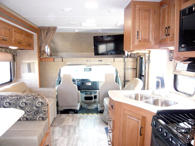 2015 Forest River Sunseeker Motor Home Class C Rental In