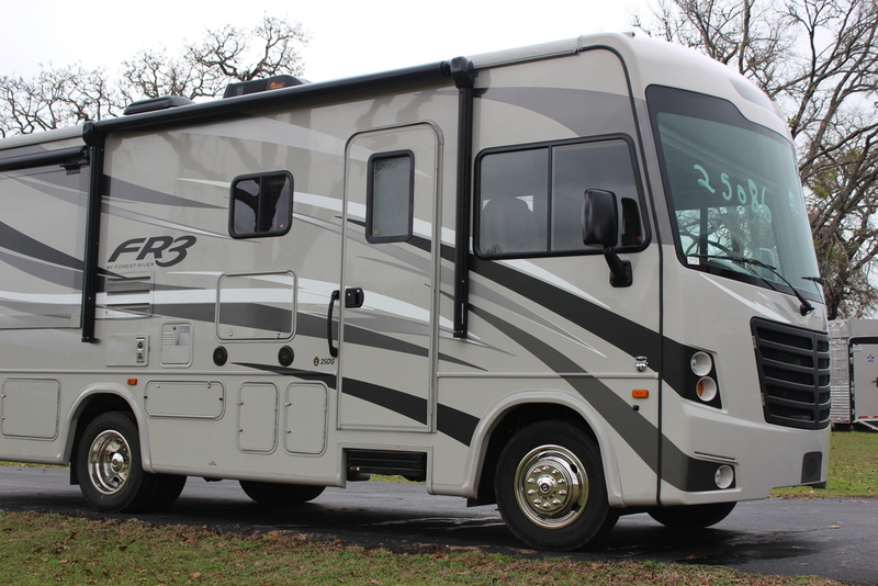 2016 Forest River Fr3 25ds Motor Home Class A Rental In