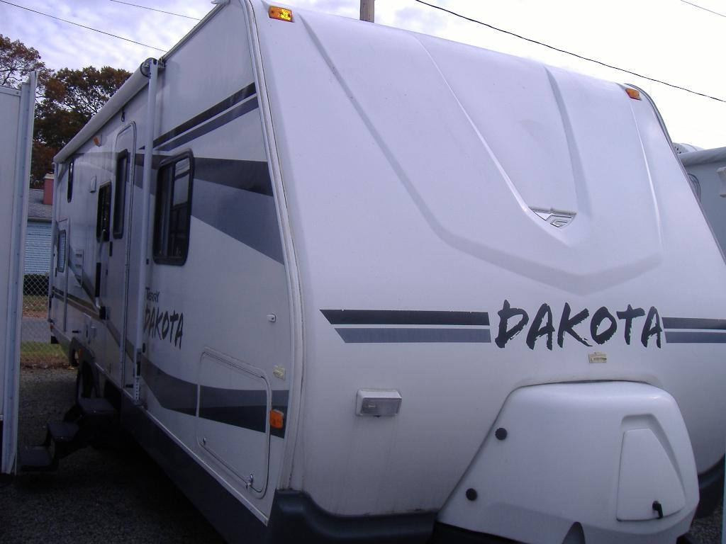 2006 Terry 290bhs Motor Home Travel Trailer Rental In
