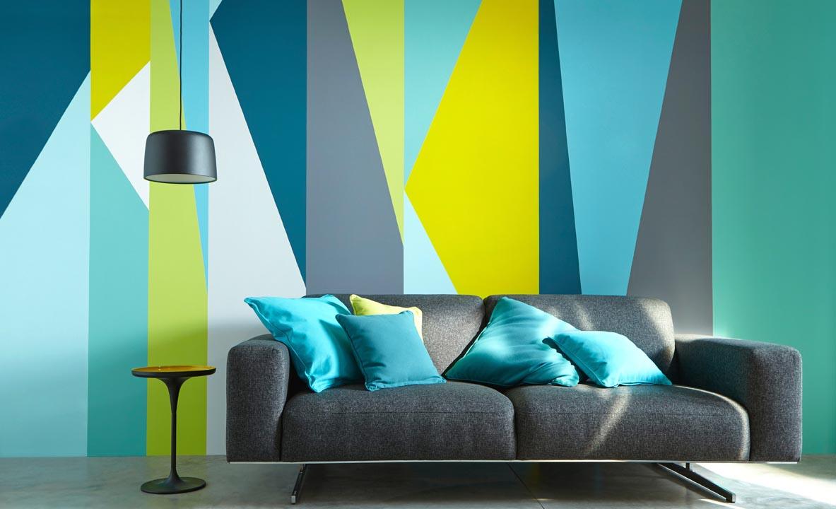 Peinture Ajoutez De La Fantaisie à Vos Murs Le Mauricien