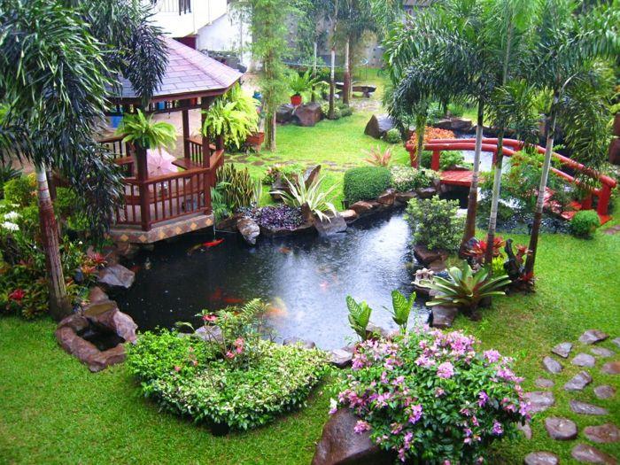 Feng Shui Les Bases D Un Jardin Zen Le Mauricien