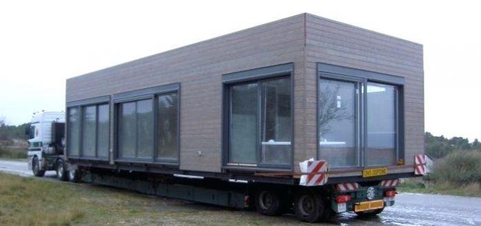 Logement des maisons modulaires une option le mauricien Maison modulaire evolutive