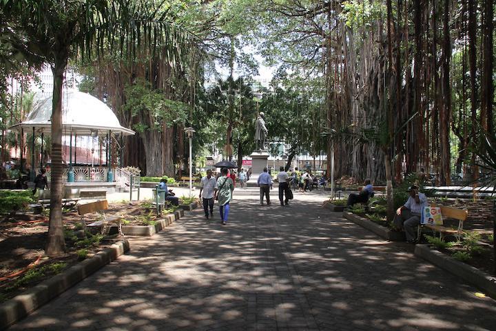 Le Jardin De La Compagnie L Ame De Port Louis Scope