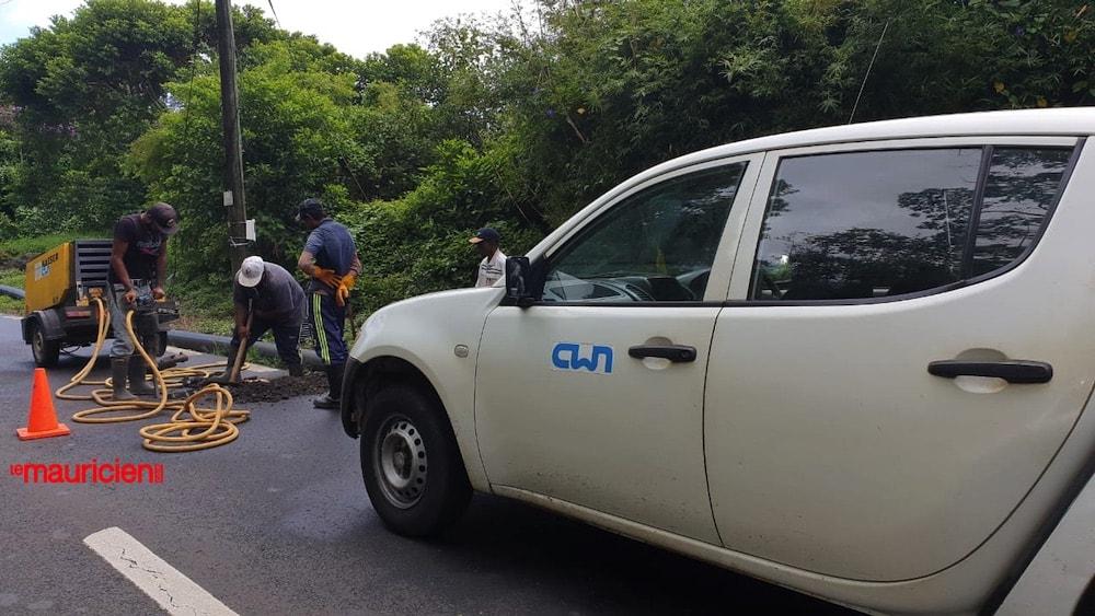 Covid-19 : aucun relevé de la CWA sur les compteurs jusqu'à nouvel ordre - Le Mauricien