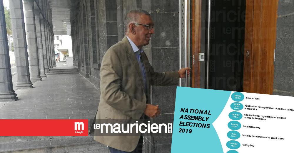 Calendrier Electoral 2019.Commission Electorale Le Calendrier Des Elections