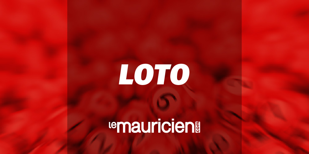 Loto : résultats du tirage du samedi 23 janvier - Le Mauricien
